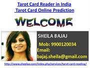Tarot Card Reader in India, Tarot Card Online Prediction