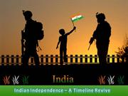 Indian Freedom – A Timeline Revive