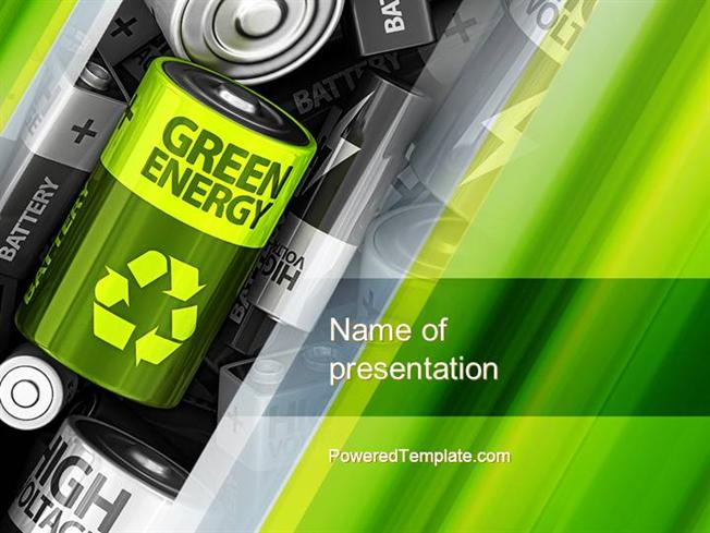 Green energy battery powerpoint template by poweredtemplate green energy battery powerpoint template by poweredtemplate authorstream toneelgroepblik Choice Image