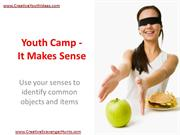 Youth Camp - It Makes Sense