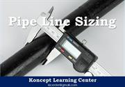 Pipe Line Sizing