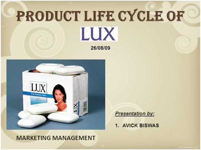 19510968-Product-Life-Cycle-Of-Lux |authorSTREAM