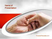 Elderly Care PowerPoint Template by PoweredTemplate.com