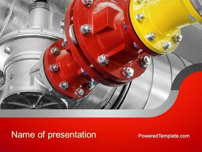 Industrial pipe junction powerpoint template by poweredtemplate industrial pipe junction powerpoint template by poweredtemplate authorstream toneelgroepblik Choice Image