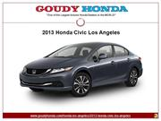 2013 Honda Civic in LA for Sale by Goudy Honda