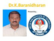 EE&FA - SUPPLY - FINAL YEAR CS/IT - SRI SAIRAM INSTITUTE OF TECHNOLOGY