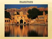 Rajasthan Tourism And Culture by @bhavishay