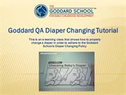 Goddard Diaper CHANGE