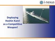 Deploying Hoshin Kanri as a Competitive Weapon