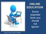 Things To Keep In Mind Before Enrolling In Online Courses