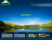 Roof Mount Solar by RBI Solar Systems