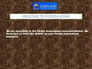 Florida Home - best home insurance company Florida