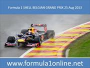 Watch F1 Online
