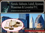 Landlord attorney Help to Get Ride of Bad Tenant