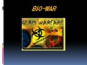 what is bio-war