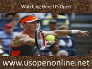 Watch Live Tennis US Open 2013 Day 2
