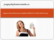 Yes Payday Loans Canada