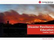 Disaster Resilience Education at SLAV August 2013