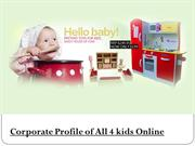 Corporate Profile of All 4 kids Online