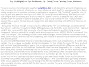 Top 10 Weight Loss Tips for Moms -