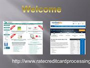 Rate Credit Card Processing