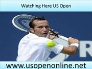 Watch live Tennis US Open Championship 2013