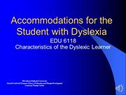 6) Accommodations omitted Work Smart slides[1][1] w audio-1