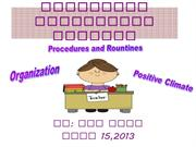 Classroom Management Systems 2