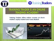 Training Traders- The Online Trading Academy