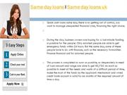 http://5starsamedayloans.co.uk