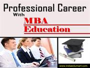 Choose Your Favorable Mode Of MBA