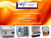 A comprehensive look at the numerous commercial catering equipment