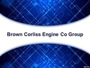 Brown Corliss Engine Co Group Forge Room