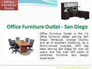 Office Furniture Outlet - San Diego