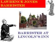 Lawrence Jones Barrister