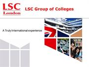 Study with LSC London  Highly Trusted College In London