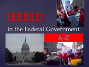 Racism In the Federal Government
