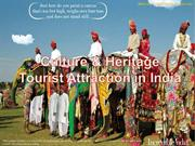 Culture & Heritage Tourist Attraction in India