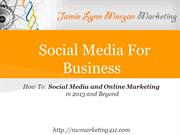 Social Media & Online Marketing Boot Camp