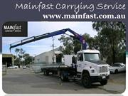 Mainfast Carrying Service