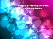 Clean Your Windows Through Reliable Window Cleaning Services Online