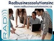 Rad Business Solutions Inc.