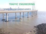 traffic engineering ppt