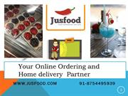 JUSFOOD Presentation SEP 2013