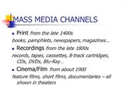 PP#2-Multimedia Journalism Basics (COMM 106)