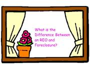 What is the Difference Between an REO and Foreclosure
