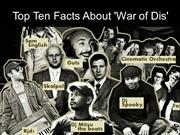 Top Ten Facts About 'War of Dis'
