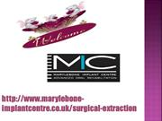 Surgical Extraction Service