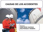 EXPO CAUSAS DE ACCIDENTES