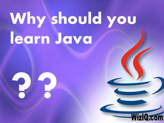 Why should you learn java authorstream toneelgroepblik Gallery